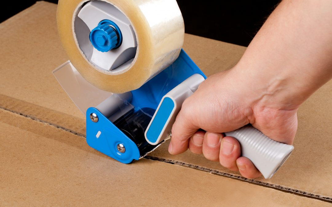 Choosing the Correct Packing Tape for Your Business