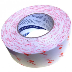 3M™ Clean Removable Low VOC Double Coated Tissue Tape 1110
