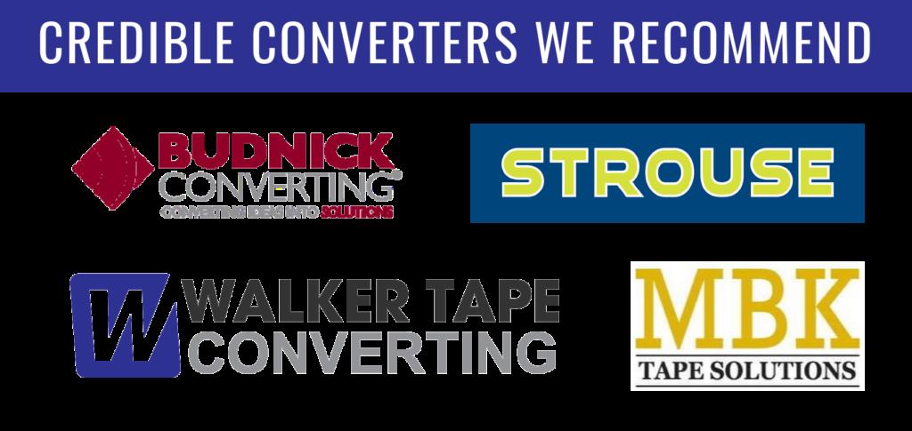 Credible Tape Converters