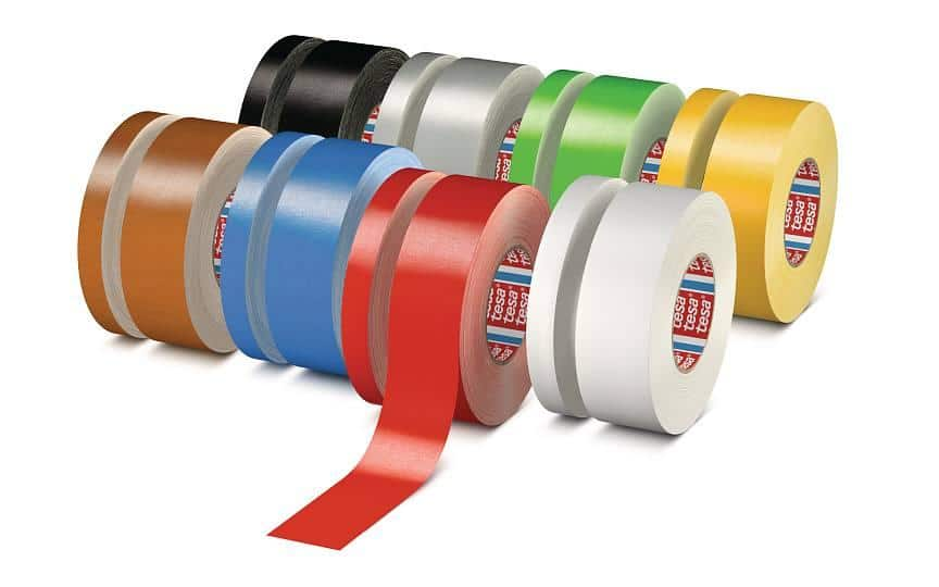 tesa cloth tape colors