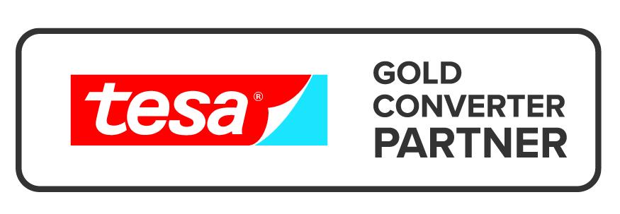 tesa gold converter logo
