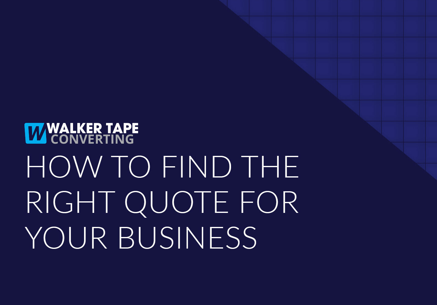 How To Find The Right Quote For Your Business