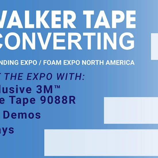 Walker Tape Converting 2020 Expo